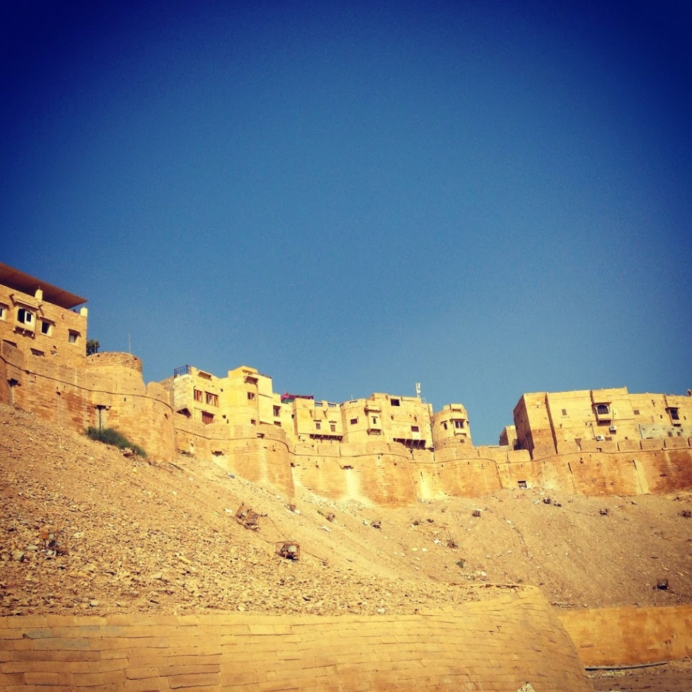 The jewels of Jaisalmer