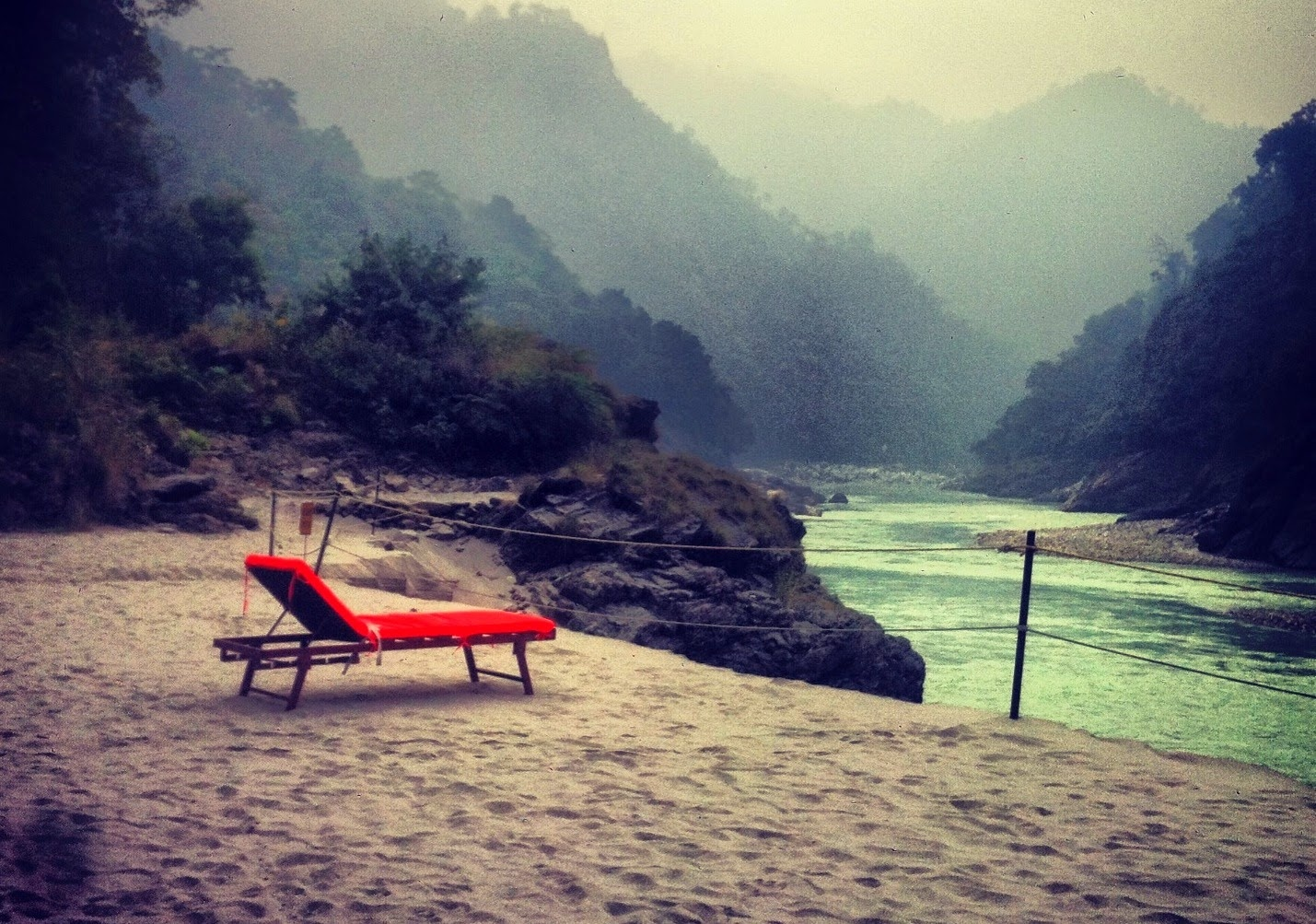 The best rafting camp in Rishikesh